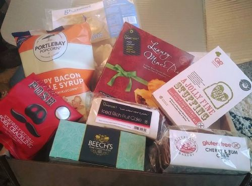 Gluten Free Christmas Selection Box